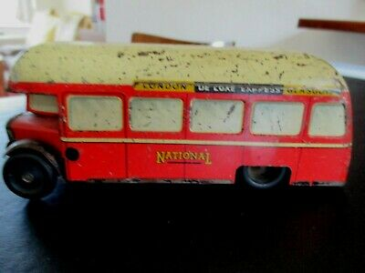 Vintage Tin Plate Model Coaches, X 2  Very Old • 2.99£