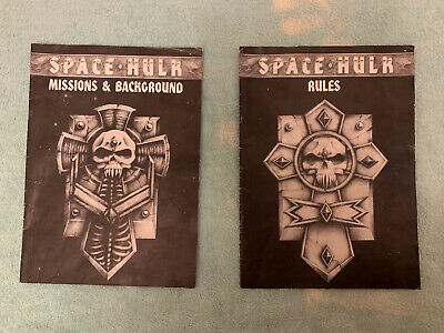 Games Workshop Space Hulk 1st Edition Unboxed, Near Complete • 21£