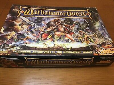 Warhammer Quest - Box Only • 9.99£