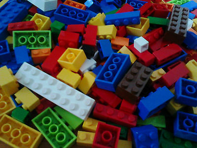 100 Lego Bricks  Joblot New • 10.99£