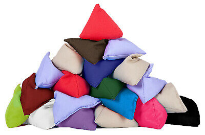 Multipacks Juggling Pyramid Bean Bags Practice Throwing Catching Triangular PE • 6.97£