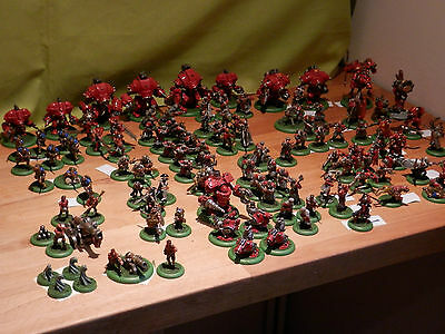 Warmachine Many Units To Choose From • 14£