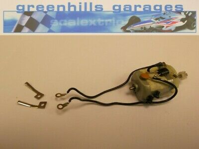 Greenhills Scalextric Toyota TF 102 Engine, Wiring, Screws, Guide Blade Conne... • 10.64£