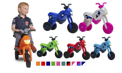 Ride On Bike Foot To Floor Kids Children Toddler Push Along Balance Motorbike • 28.98£