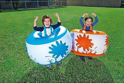 Bestway Childrens Outdoor Inflatable Body Bumpers�- Set Of 2 Giant 36  Bonk Outs • 17.99£