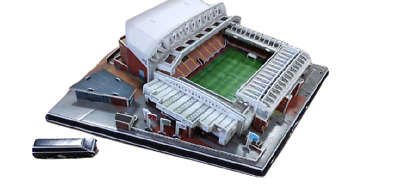 3D Liverpool FC Replica Anfield Football Stadium Puzzle Kenny Dalglish Stand  • 9.85£