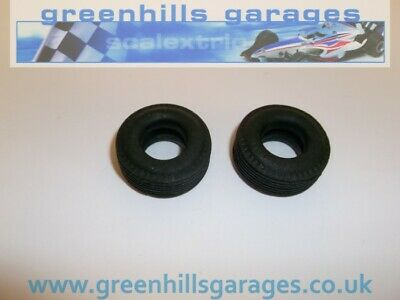 Greenhills Scalextric Grooved Tyres For Indy Car Rear / Power Sledge Rear Pai... • 3.99£