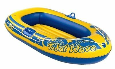 Wild N Wet Tidal Wave Kids Fun Beach Toy Dinghy Inflatable Boat Raft Dinghy 73  • 18.99£