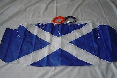 Scotland/Scottish Flag Kite.   Parafoil Kite. • 5.99£