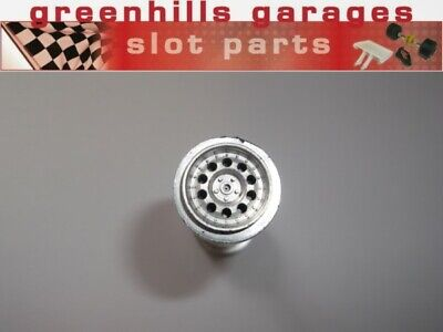 Greenhills Scalextric BMW M3 E30 Front Axle And Wheels C406/9, C464- USED - P... • 5.10£