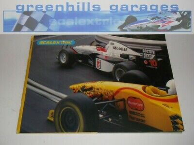 Greenhills Scalextric Electronic Model Racing Catalogue 39th Edition 1998 - C... • 7.99£