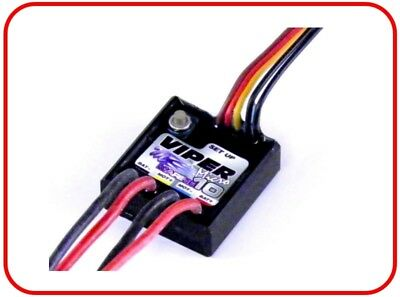 Mtroniks Micro Viper Marine 10 Brushed Model Boat Speed Controller • 26.50£