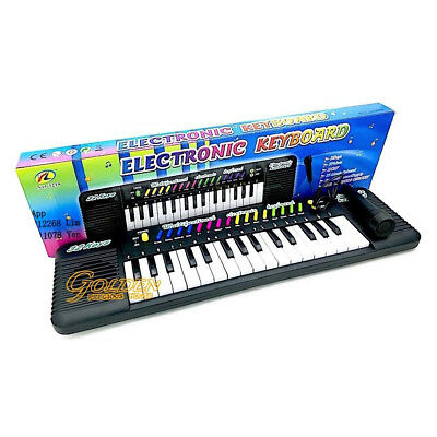 Kids Electronic Keyboard Musical Instrument Gift Toy Battery Operated 32 Keys • 6.95£