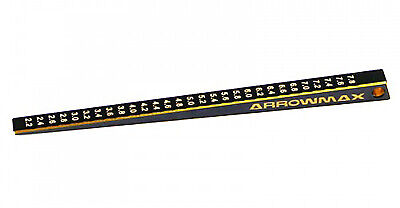 Arrowmax Ultra Fine Chassis Ride Height Gauge 2-8mm - AM171019 • 18.99£