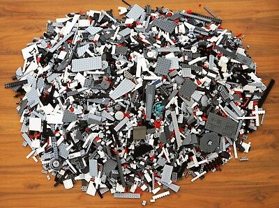 Star Wars Lego - 500g Of Mixed Bricks Plates Parts & Pieces - Bundle Job Lot  • 19.99£