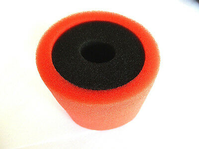 Baja  Air Filter Foams, Black And Red,  Compatible With Hpi Baja  • 7.50£