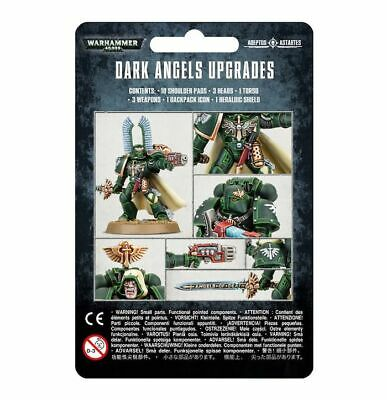 Warhammer 40,000 --  Adeptus Astartes -- Dark Angels Upgrade Pack --  GW-44-80 • 9.25£