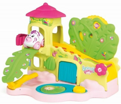 Kids Smoby Animal Planet My Pretty Jolie Jungle Child's Toy Zebra Musical Game B • 19.45£