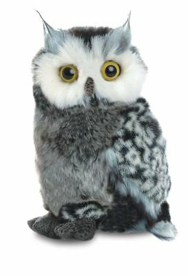 Aurora Flopsies - Great Horned Owl Soft Toy 22cm • 14.94£