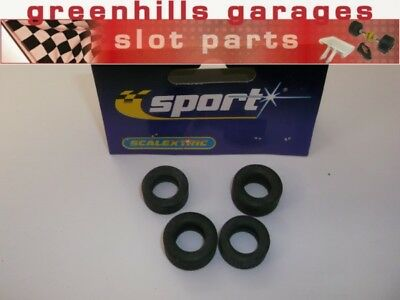 Greenhills Scalextric Accessory Pack For Ford Mustang Tyre Pair W8543- New - ... • 5.99£
