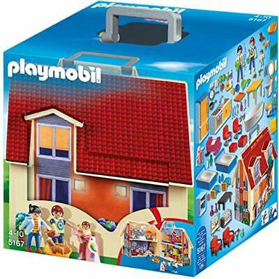 Playmobil Take Along Modern Doll House 5167 Special Buy • 36.82£