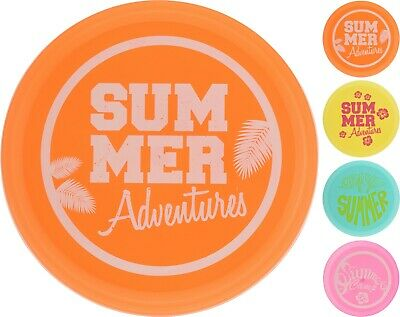Summer Fun Frisbee Throwing Disc Garden Beach Toy Holiday Game Suitable For Dogs • 3.99£