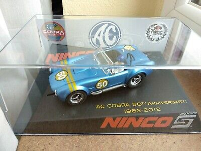 Ninco AC Cobra NSCC Limited Edition UK  • 85£