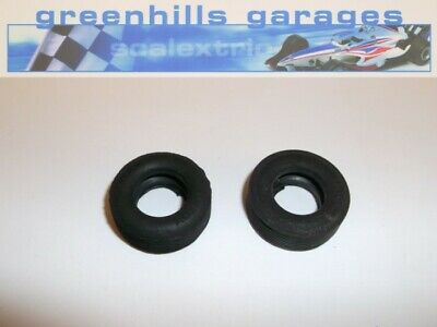 Greenhills Scalextric Electra / Javelin C3 / C4 Rear Tyres Pair P158 Used • 3.49£