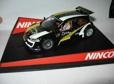 Scalextric Ninco Renault Megane Trophy 50481 • 80£
