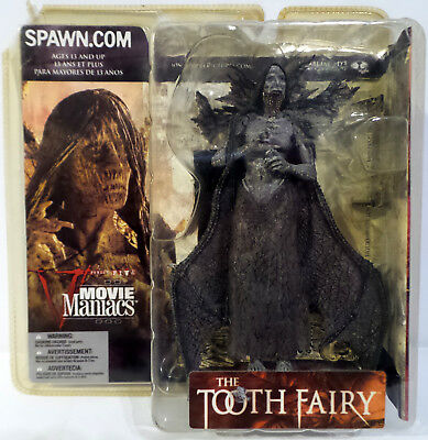 Horror : The Tooth Fairy Blister Packed Action Figure By Mcfarlane Toys (by) • 35£