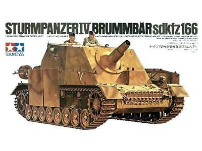 Tamiya 1/35 German Sturmpanzer IV Ltd Edt. 35077 Military Model Kit • 19.66£