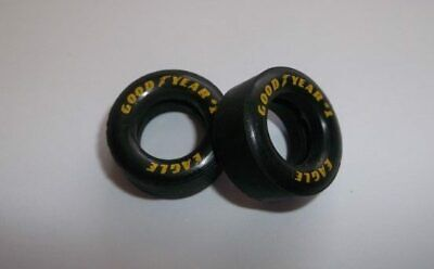 Greenhills Scalextric Nascar Ford Taurus Tyre Pair 1999, 2001, 2005 - NEW - G... • 4.39£