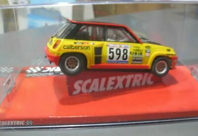 Scalextric A10198S300 - RENAULT 5 TURBO CALBERSON  • 52£