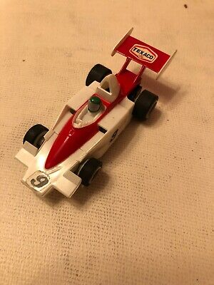 Matchbox Speedtrack Powertrack Texaco Car • 35£