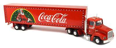 RICHMOND TOYS 443012 Coca Cola Christmas Scammell Truck Model LED Lights 1:43 • 40.77£