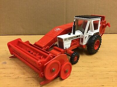 No1112 Corgi Toys David Brown & JF Combine Harvester Tractor Traktor Rare Colour • 150£