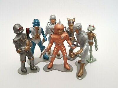 Lead Cherilea Style 1950s Alien Creature / Spaceman In Excellent Condition • 13.98£