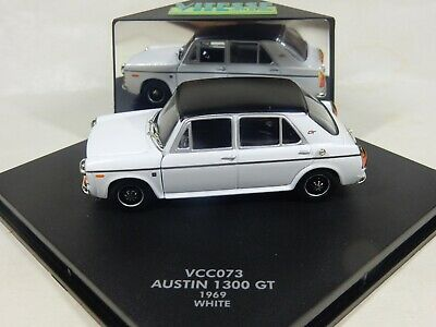 Vitesse Vcc 073 1969 Austin 1300 Gt In White With Black Roof. 1/43 Scale. Mib • 69.99£