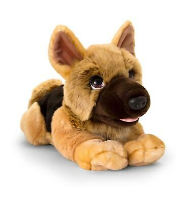 Keel Signature Cuddle Puppy Alsatian German Shepherd Dog Soft Toy 37cm • 20.91£