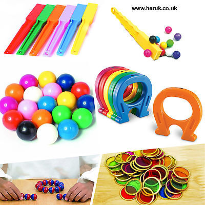Horseshoe Magnet Magnetic Chips Marbles Wand Learning Resource Montessori SEN • 3.99£