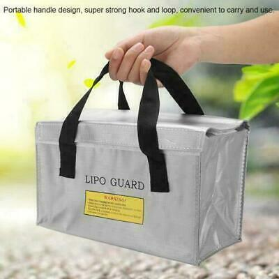Explosionproof Lipo Battery Safe Bag Guard Fireproof Box Charge Storage Bag • 5.74£