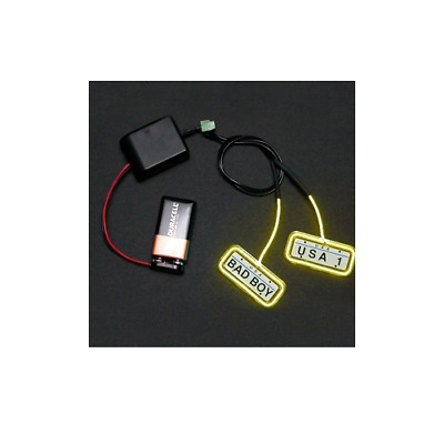 RC Neon License Plate Kit - Yellow • 20.88£