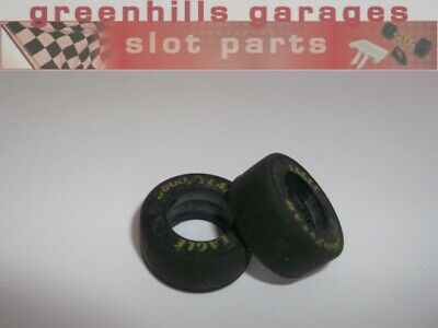 Greenhills Scalextric Ferrari 643 F1 Goodyear Eagle Front Tyre Pair - Used - ... • 3.49£