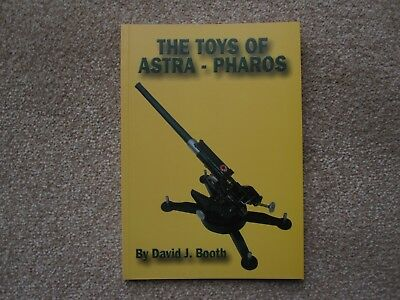 The Toys Of Astra Pharos,  A Book For Collectors  • 15.95£