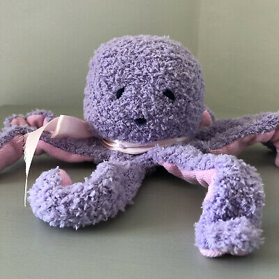 Handmade Octopus Sock Plushie Childrens Toy Birthday Christening Gift • 18£