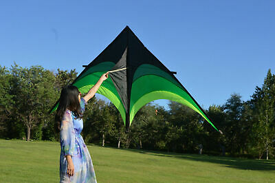 Opera Delta Kite Large Kite For Adults Outdoor Sports Wind Fun Family Game CL • 4.33£