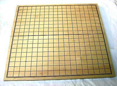 GO GAME BOARD. 45 Cm. WOODEN. FOLDING. NEW.  • 19.99£