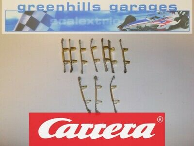 Greenhills Carrera  Go!!! Parts Pack Double Sliding Contacts / Braids / Brush... • 13.74£