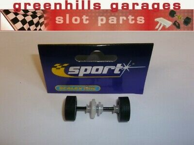 Greenhills Scalextric Accessory Pack For Ford Escort Mk 1 Axle/wheels/tyres C... • 6.99£
