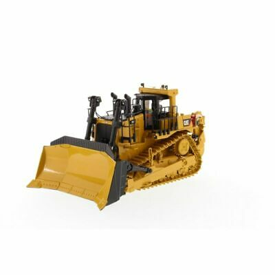 CAT D10 T2 Track Type Tractor In Yellow (1:50 Scale By Diecast Masters DM85532) • 119.99£